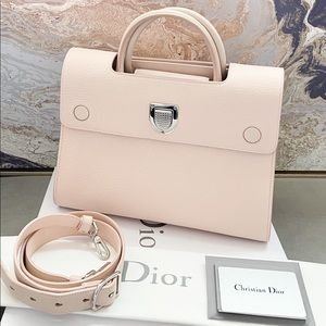 Christian Dior Medium Diorever Tapioca Tote Bag